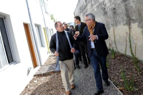 2 Visita alcalde y funcionarios chilenos a Tigre
