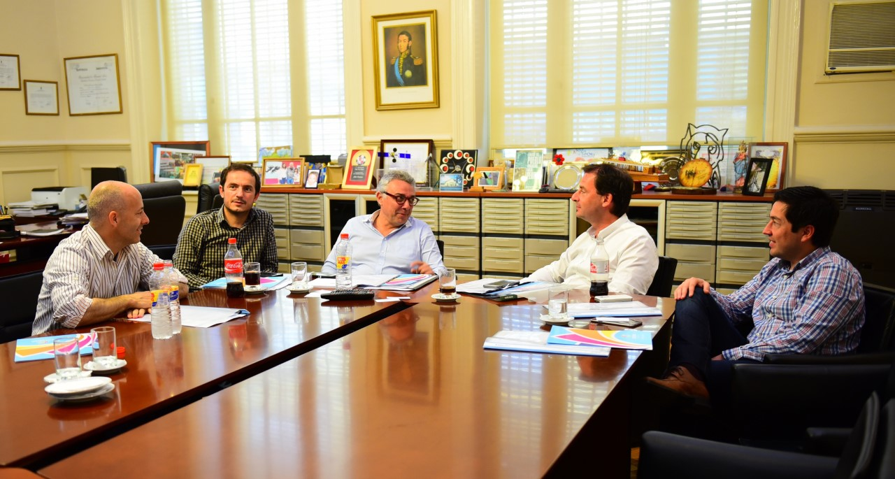 Reuni n de los intendentes del consorcio regi n norte 2 for Llamado del ministerio del interior 2016