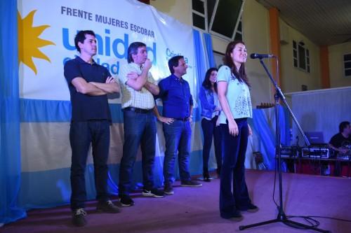 Laura Russo, precandidata a diputada nacional por Escobar.